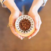 新鮮なコーヒー豆をお届けします