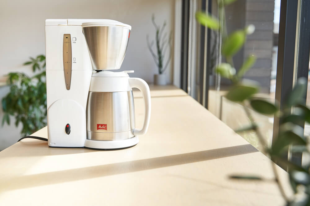 コーヒーメーカー メリタ ノア