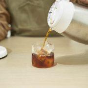 コーヒーメーカーで簡単アイスコーヒー!
