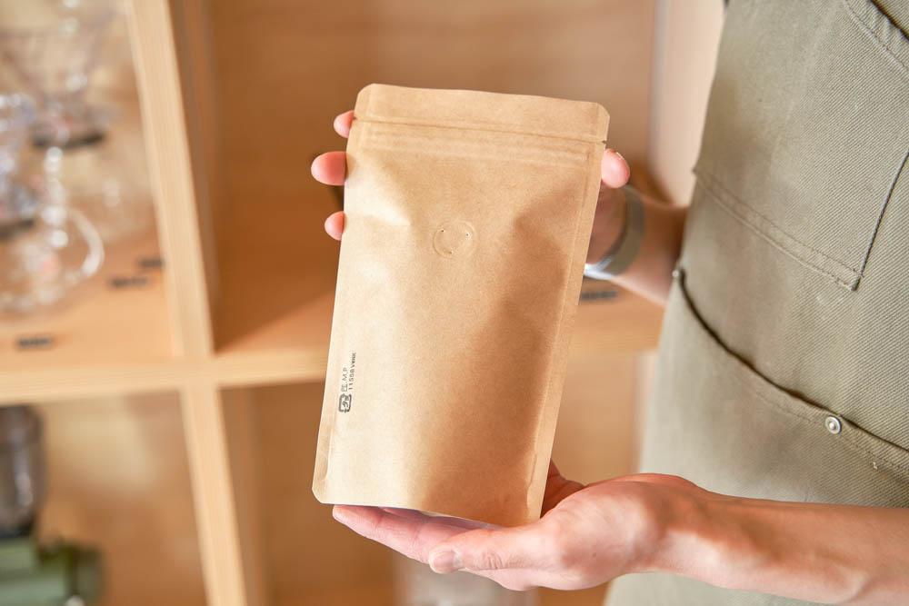 コーヒー豆 袋