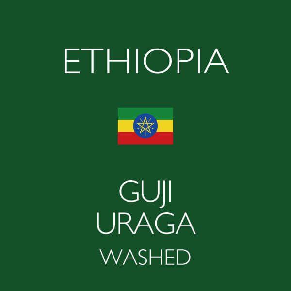 エチオピア ウラガ ウォッシュド
