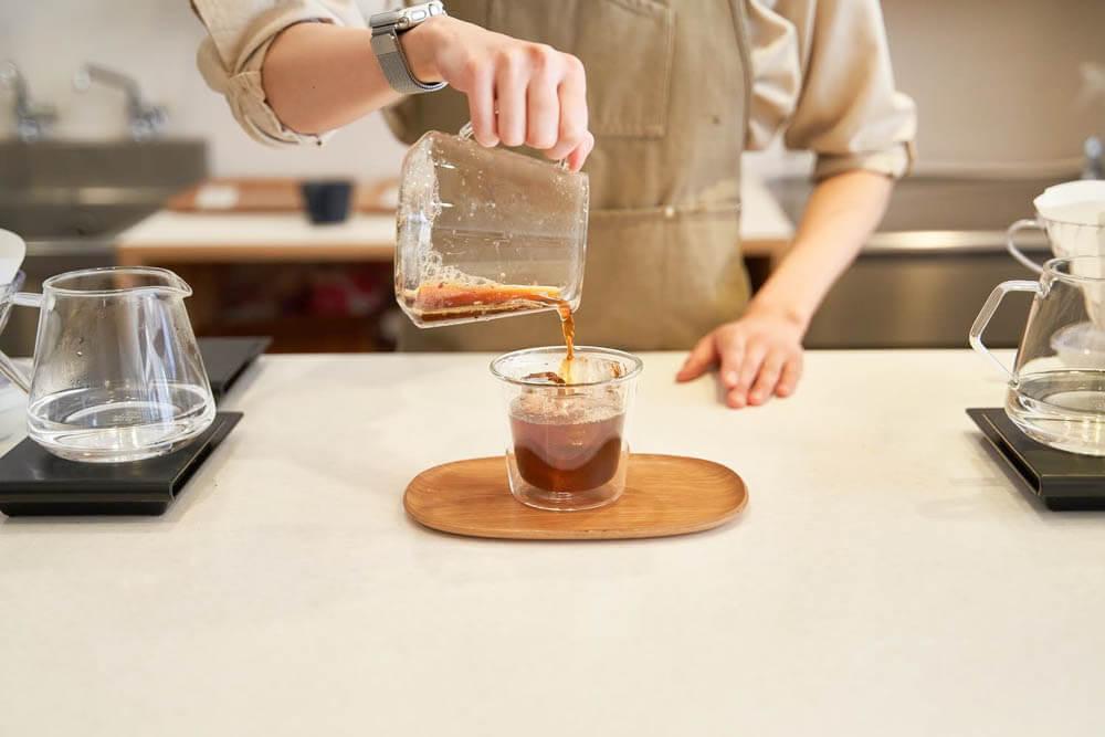 アイスドリップコーヒー