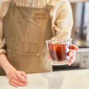 【ロクメイセレクション】ワインを嗜むように。奈良本店のアイスドリップの淹れ方。