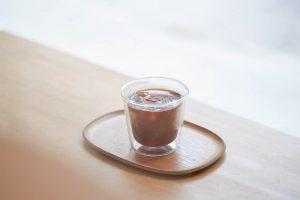 飛火野ブレンド アイスコーヒー