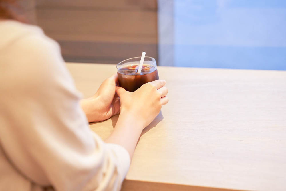 ニカラグア アイスコーヒー