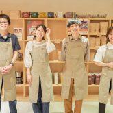 ロクメイコーヒー奈良本店 バリスタ