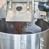 コーヒー焙煎